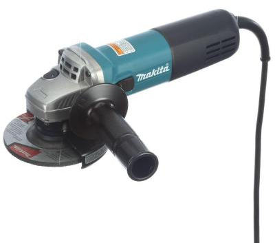 Makita 7.5 Amp 4-1/2 in. Angle Grinder-9557NB - The Home Depot