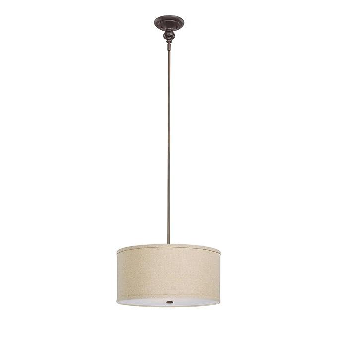 Amazon.com: CAPITAL iluminación 3910 – 456 – Midtown 3 luz ...