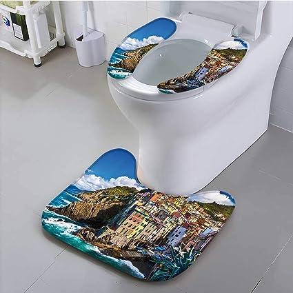 Cliffs toilet