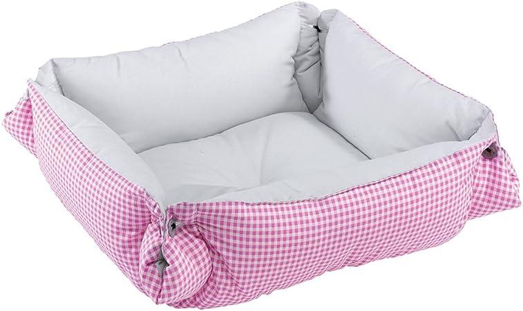 Ferplast 82320960W2 Perla 45 - Cama para Gatos y Perros (algodón ...