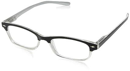 d37c95beb8 A.J. Morgan Unisex-Adult Hip Daddies - Power 1.00 54257 Rectangular Reading  Glasses