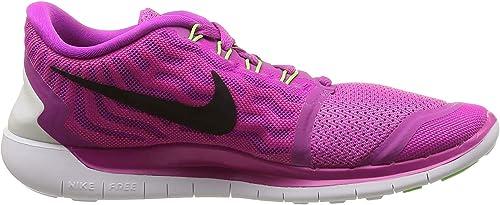 Nike Free 5.0, Zapatillas de Running Para Mujer: Nike: Amazon.es ...
