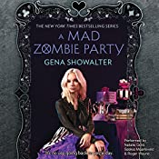 A Mad Zombie Party | Gena Showalter