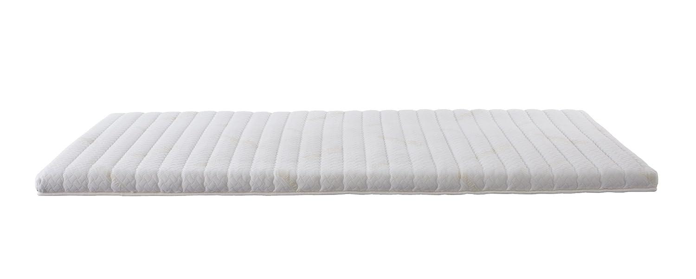 マニフレックス ベッドパッド 高反発 スーパーレイEX ホワイト クイーン B00HUMJ5GG クイーン|ホワイト|マットレス単品 ホワイト クイーン
