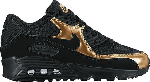 Nike Air Max 90 Maille (GS) Black (833418 013) Black