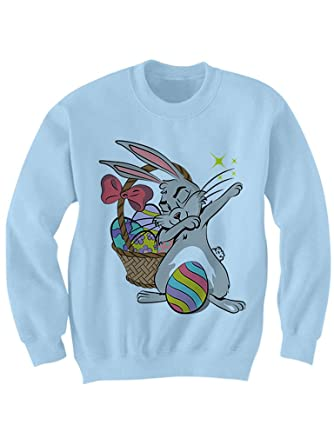 Easter sweater dabbin easter bunny sweatshirt easter gifts womens easter sweater dabbin easter bunny sweatshirt easter gifts womens tops negle Image collections