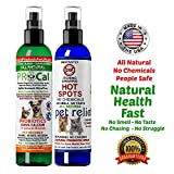 Cheap External and Internal Dog Probiotic Supplement-Savings Combo! Works where others fail your pet! Easy Dosing Dog Probiotics & Stop Itching Spray! ProCal Probiotics + 74 Minerals + Coral Calcium