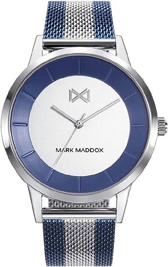 Reloj Mark Maddox Hombre HM7133-07 Northern: Amazon.es ...