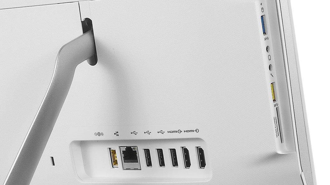Lenovo F0B400H0SP - Ordenador de sobremesa All in One (I3-4005U, Pantalla 21.5