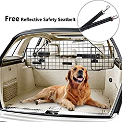 Dog Barrier for SUV