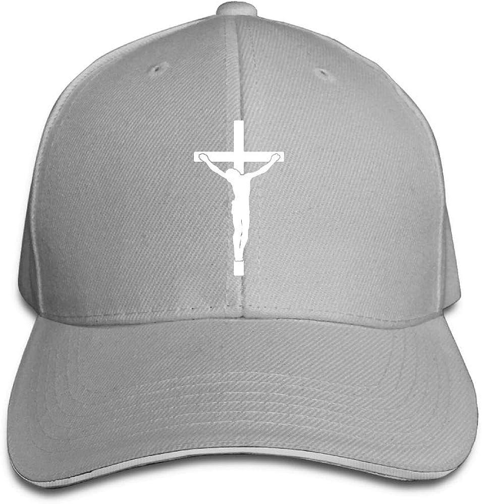 Cross Faith Blessed Jesus Adjustable Denim Hats