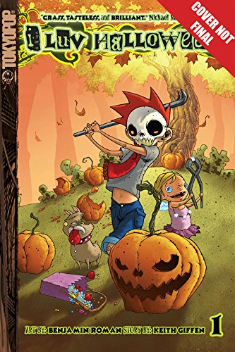 I Luv Halloween: The Ultimate Edition graphic novel -