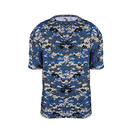 07bd720c354 Amazon.com   Badger Sport Youth Digital Camouflage Tee   Clothing