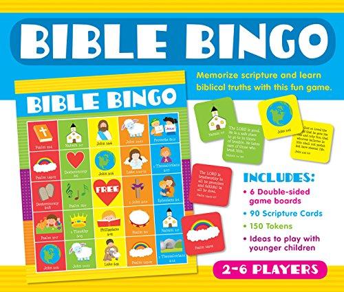 Slobbery image in free printable bible bingo cards