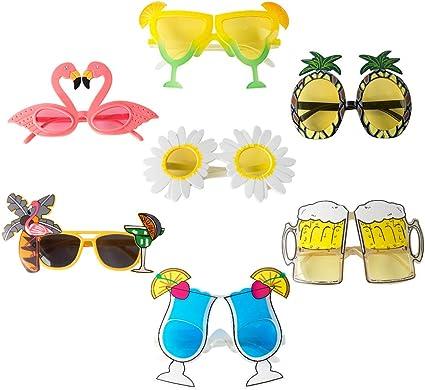 FANCY DRESS GLASSES Fancy Dress, Themed, Glitter Glasses