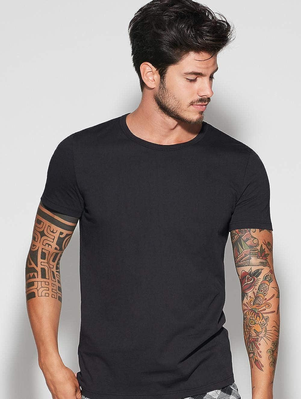 Tezenis Herren T-Shirt aus Jersey