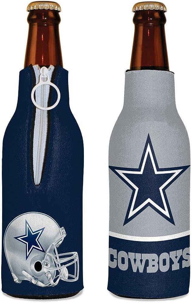 WinCraft NFL Dallas Cowboys Bottle Cooler, Team Colors, One Size