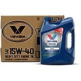 Valvoline 773780 Premium Blue SAE 15W-40 Diesel Engine Oil 1 GA, Case of 3