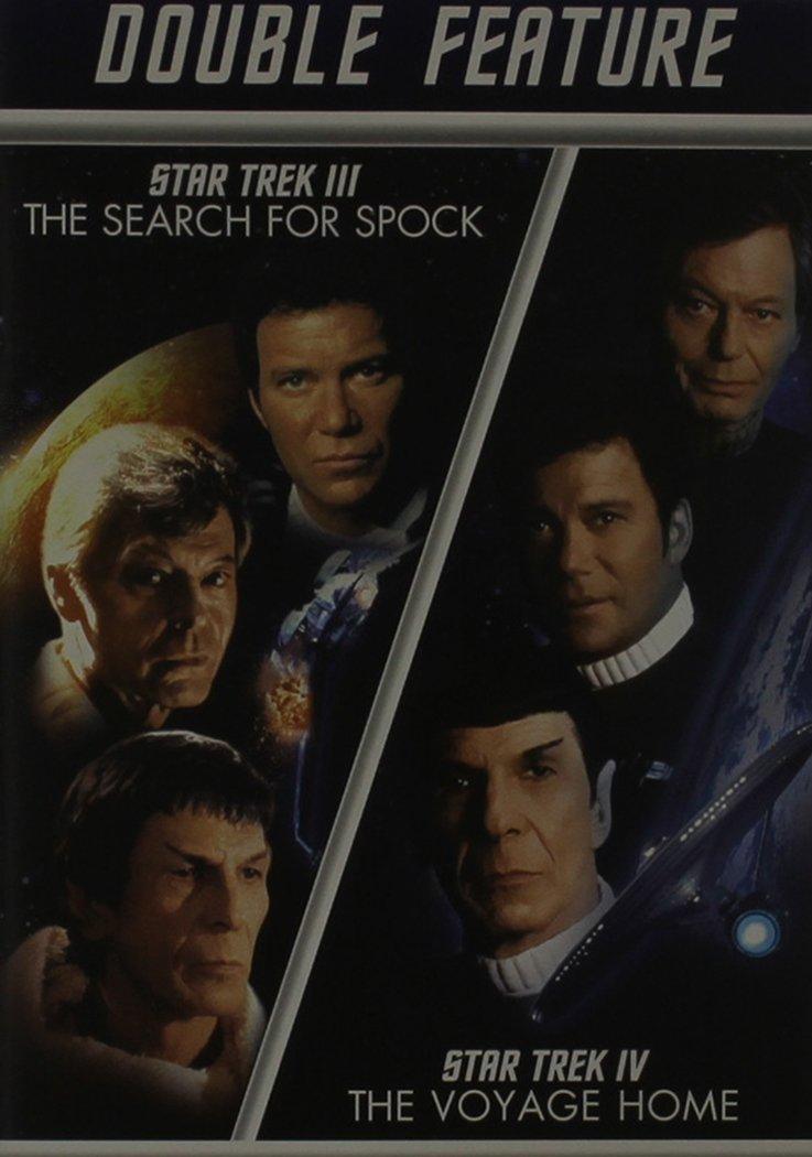 Star Trek III: Search for Spock / Star Trek IV: The Voyage Home