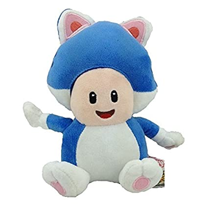 Amazon.com: Super Mario Bros peluche Anime 7.4