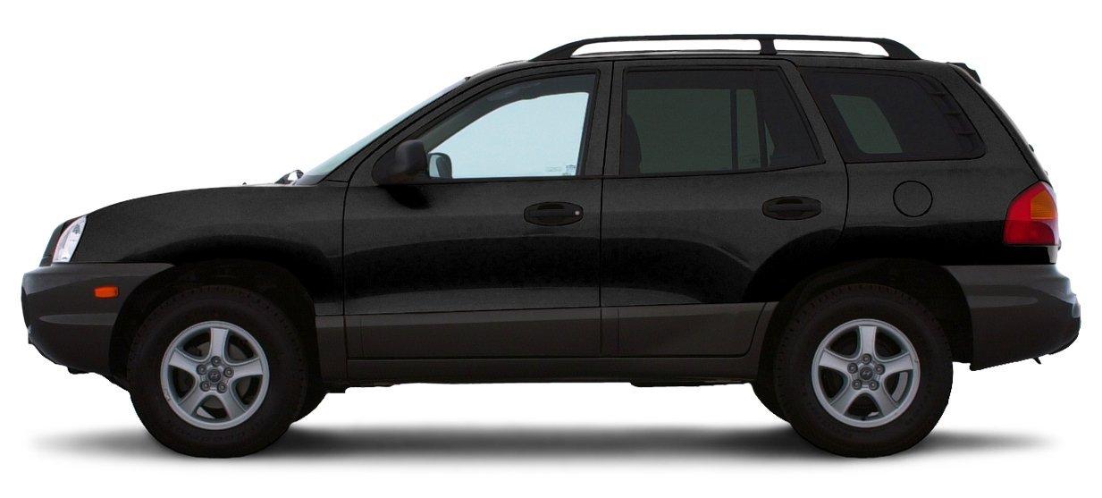 2001 hyundai santa fe reviews images and specs vehicles. Black Bedroom Furniture Sets. Home Design Ideas