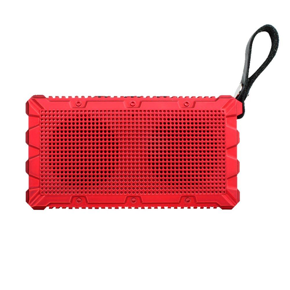 YILON Mon Président F011 Portable Bluetooth Haut-Parleur Portable Extérieure Haut-Parleur Étanche Haut-Parleur Mini Haut-Parleur 5W IP67 étanche Convient pour le voyage, mains libres, compatible avec Android, Windows, Haut-parleurs sans fil