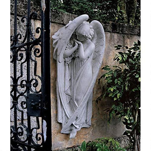 memorial-garden-angel-statues