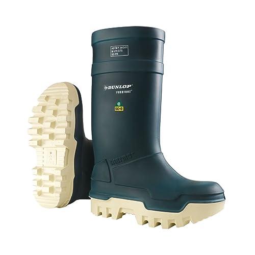 economico per lo sconto 627e2 b4aca Nuovo Stivale Dunlop Purofort Thermo + full safety blu/bianco - E662673,