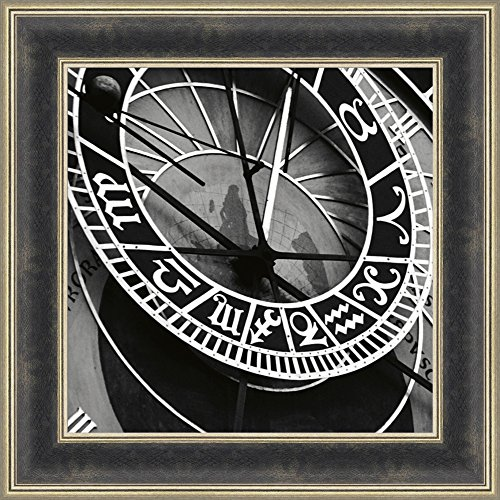 Pieces Of Time I by Tony Koukos Frame (Tony Koukos Pieces)
