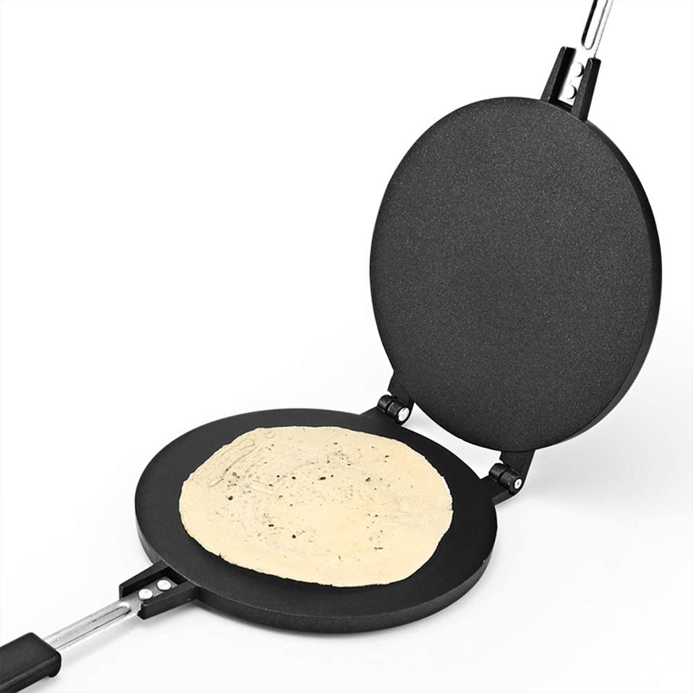 Nonstick Waffle Irons Mold Waffle Baking Pan Waffle Cone Maker Cake Griddle Egg Roll Mold 22cm Diameter
