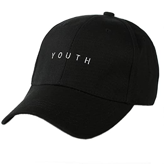 Yusongirl 100% Cotton Baseball Cap Cute Summer Hat Adjustable Size Dad Hat Polo Low Profile