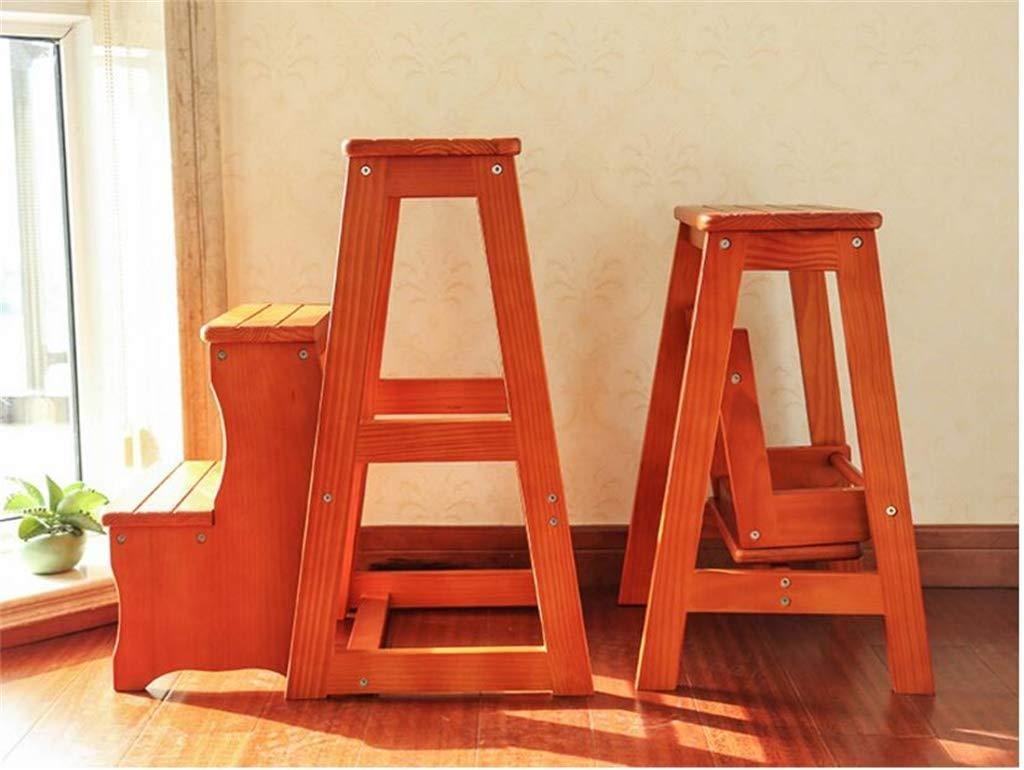 Scaletta In Legno Pieghevole : Lxjymx lxjymx lxjymx scaletta in legno massello poltroncina