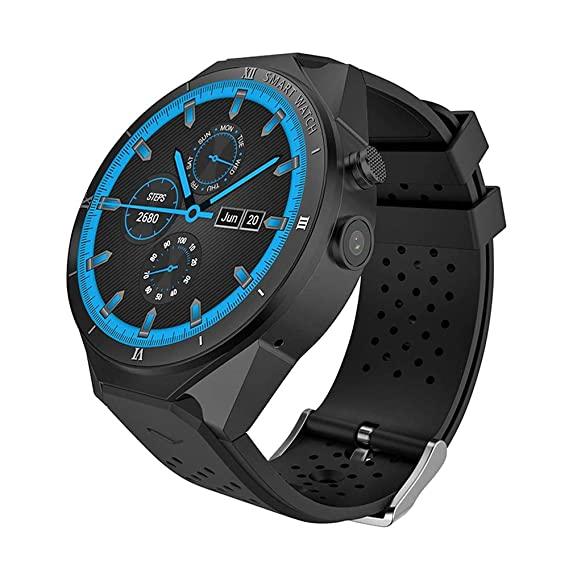 Amazon.com: KW88 PRO Bluetooth Watch, 1G+16GB 2MP Camera 3G ...