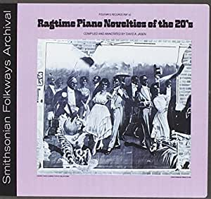 Ragtime Novelties 20's