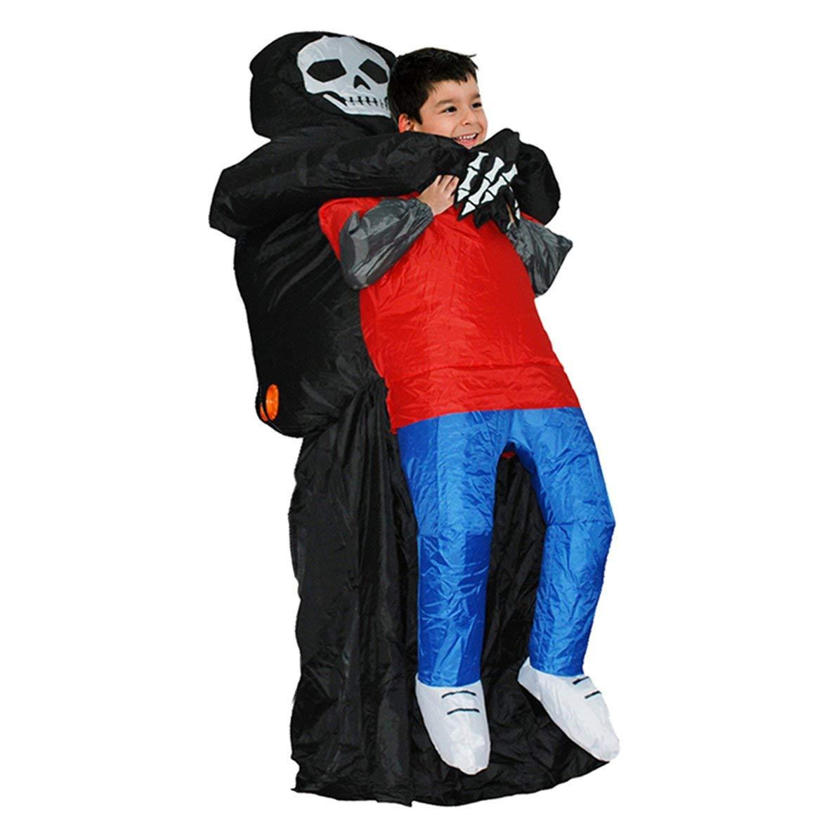 Heaviesk Aufblasbare Teufel Kostüm Party Cosplay Blowup Kostüm Für Erwachsene Erwachsene Erwachsene Kinder c92a93