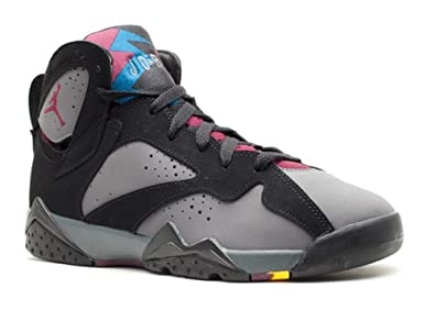 los angeles 95894 c7134 Amazon.com | Jordan NIKE AIR 7 RETRO (GS) Bordeaux BIG KIDS ...