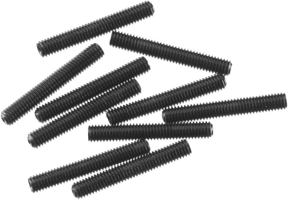 Axial AXA0187 Set Screw Black 3x20mm 10-Piece