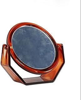 GUO Miroir de maquillage de bureau à double face