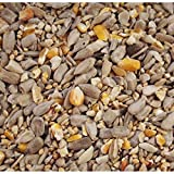 20kg No Mess Seed Mix Husk-Free Premium Wild Bird Food/Seed Feeder Blend