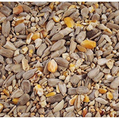 20kg No Mess Seed Mix Husk-Free Premium Wild Bird Food/Seed Feeder Blend Pet Performance