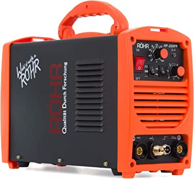 Röhr HP-200PP TIG ARC Welder