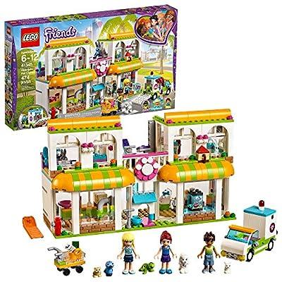 LEGO Friends Heartlake City Pet Center 41345 Building Kit (474 Pieces)