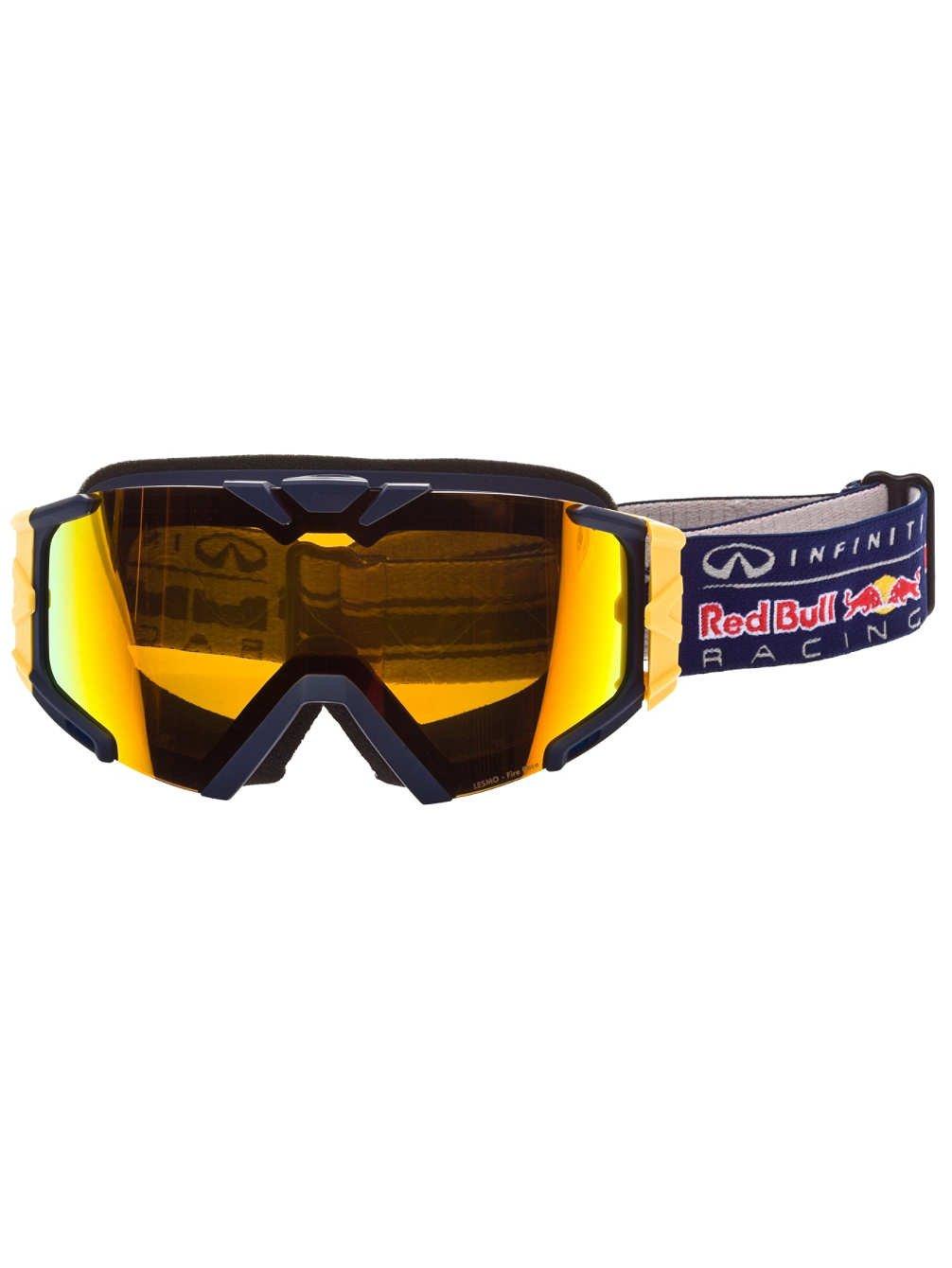 rot Bull Racing Herren Herren Herren Schneebrille Eyewear Lesmo Matte Blau Goggle B00R50Q1BU Skibrillen Leicht zu reinigende Oberfläche 05d3ac