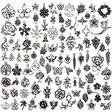 Best KeyZone Bracelets - KeyZone Wholesale 100 Pcs Antique Silver Mixed Jungle Review