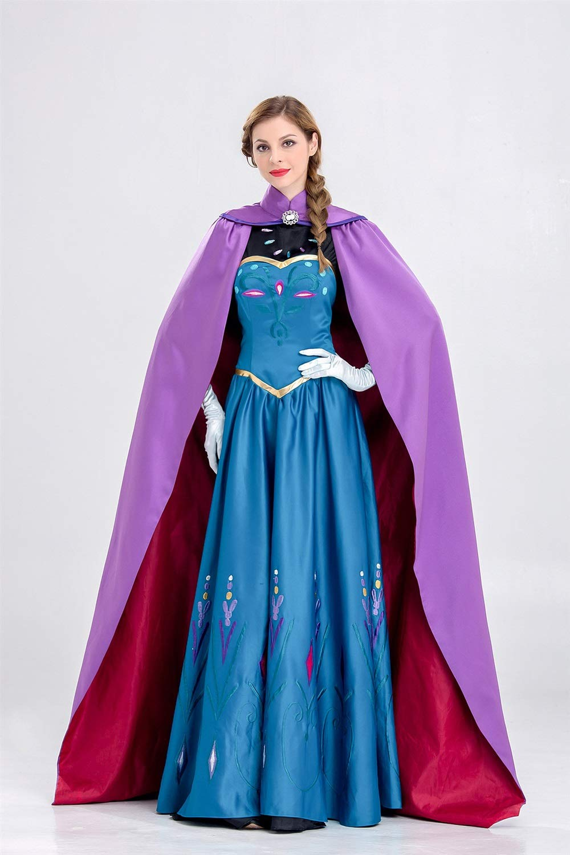 HUBINGRONG Halloween Kostüm Anime Cosplay Rollenspiel COS Film Prinzessin Kleid Kleid Halloween Cosplay Kostüm (Größe : M)