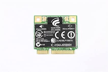 Amazon.com: Atheros ATH-AR5B95 Wireless N 802.11n Half-Mini ...