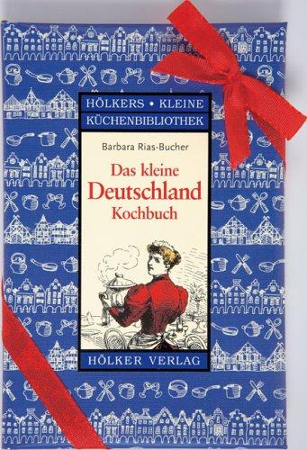 Das kleine Deutschland-Kochbuch