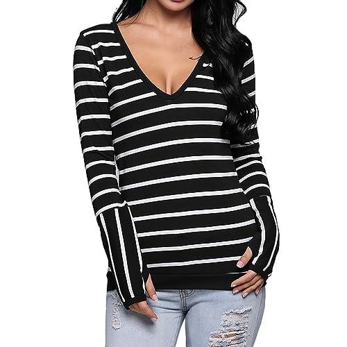 Nilover - Camisas - para mujer negro negro Medium