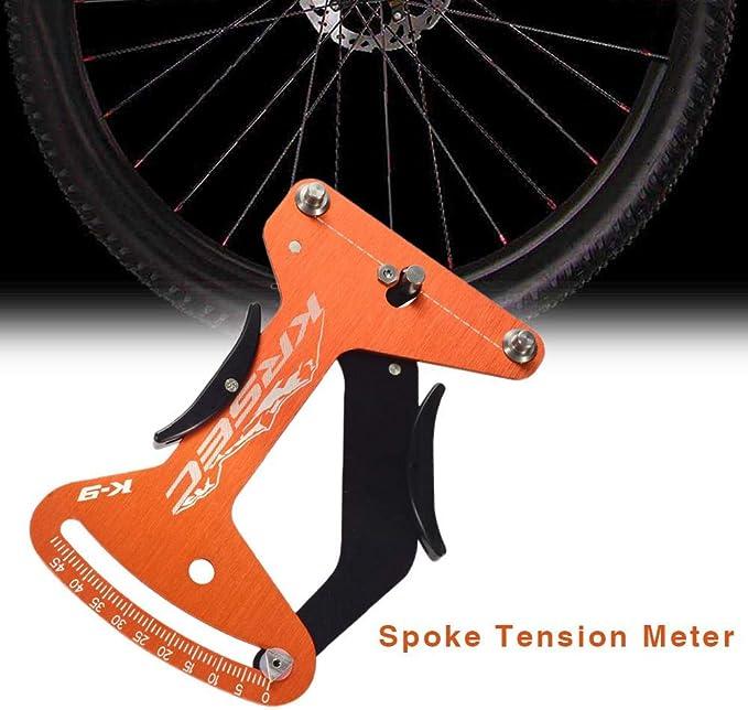 xiliary Radios de Bicicleta medidor de tensión Juego de Cables ...
