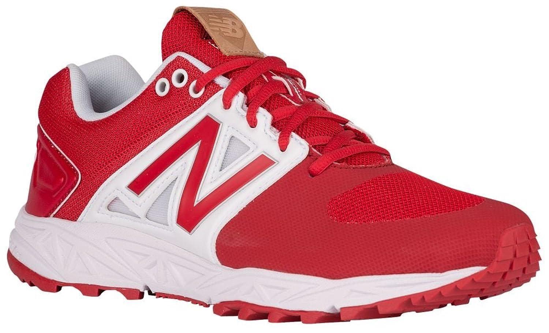 [ニューバランス] New Balance 3000V3 Trainer メンズ ベースボール Red/White US13.0 [並行輸入品] B071S8ZGMZ